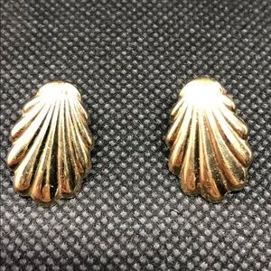 Carla 14k gold earrings
